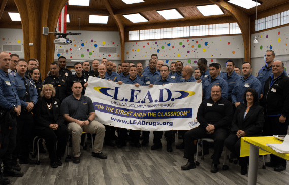 L.E.A.D. - On the street and in the classrom